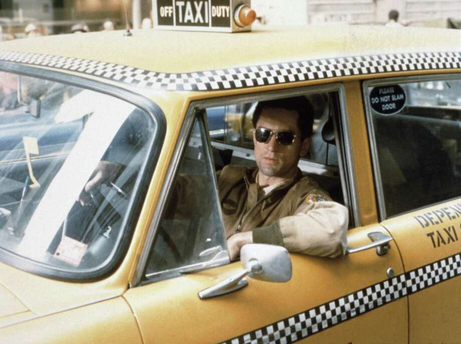 "Leave the meter running: Robert De Niro is a killer on the loose in ""Taxi Driver,"" which turns 40 this year. Photo: Columbia Pictures / handout"