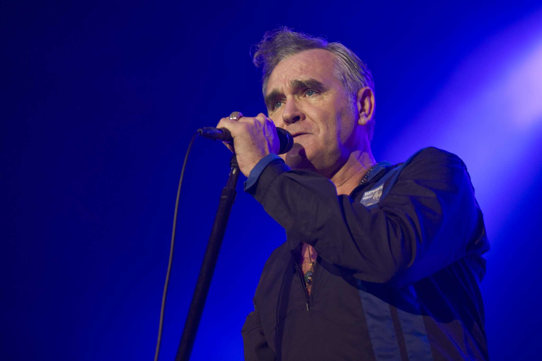 Is anyone still surprised that Morrissey is a no-show in Houston?