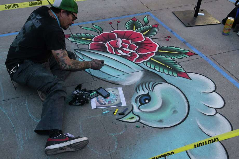 Artists take to the streets Saturday to celebrate creativity during Houston Via Colori.