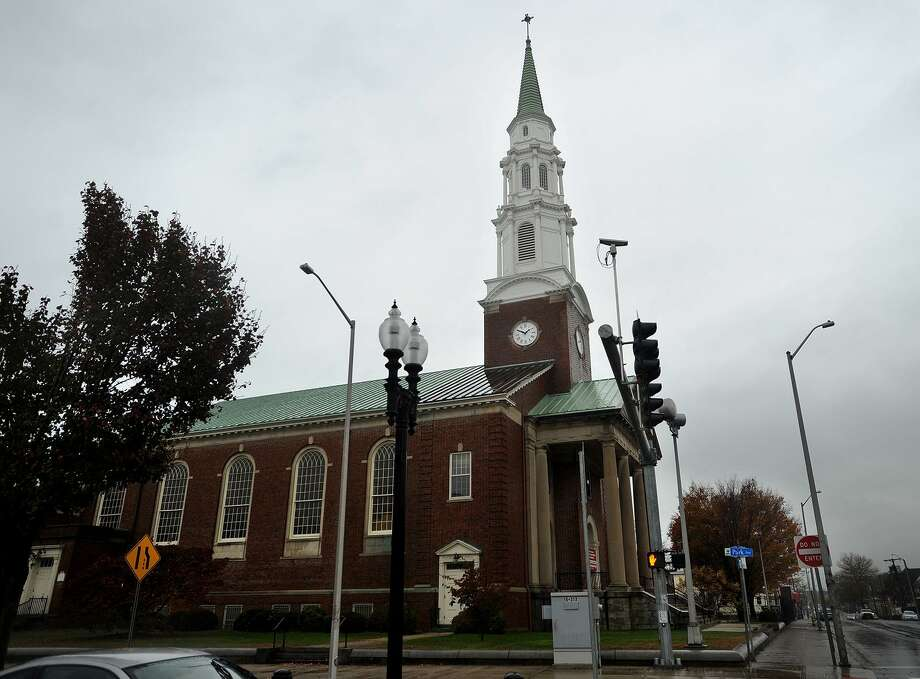 The United Congregational Church at 877 Park Avenue  in Bridgeport, Conn. on Tuesday, November 15, 2016. Photo: Brian A. Pounds / Hearst Connecticut Media / Connecticut Post