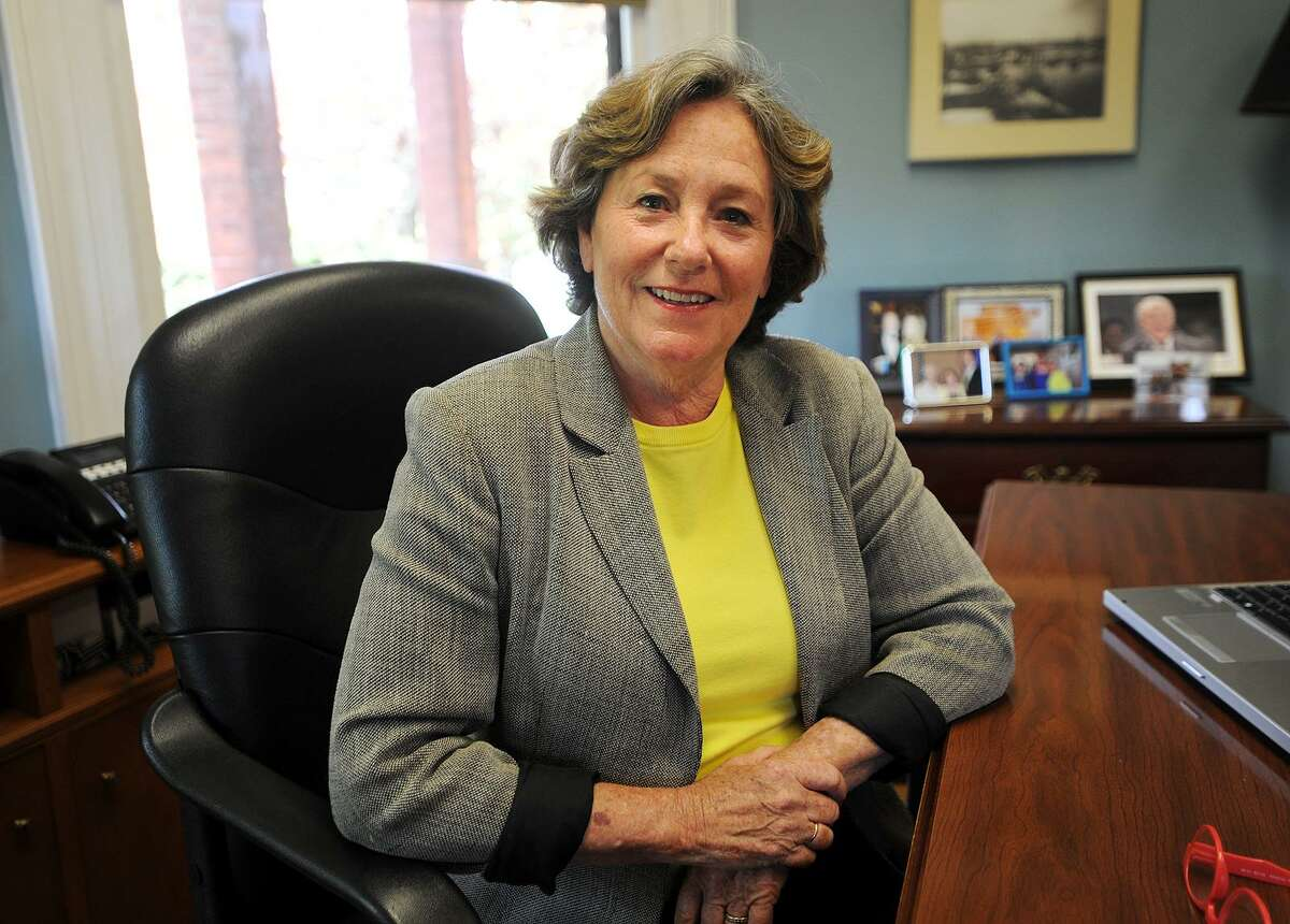 Mary-Jane Foster, a former Bridgeport mayoral candidate