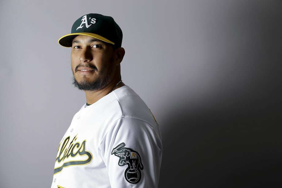 This is a 2016 photo of Felix Doubront of the Oakland Athletics baseball team. This image reflects the Oakland Athletics active roster as of Monday, Feb. 29, 2016, when this image was taken. (AP Photo/Chris Carlson) Photo: Chris Carlson, AP