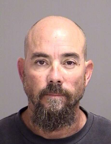 Robert Spurger, 53, was allegedly drunk during the crash that killed Maria Ramirez, 53, on Oct. 17, 2016 in Bryan.Spurger has reportedly blamed the crash on Ramirez. Photo: Bryan County Sheriff's Office