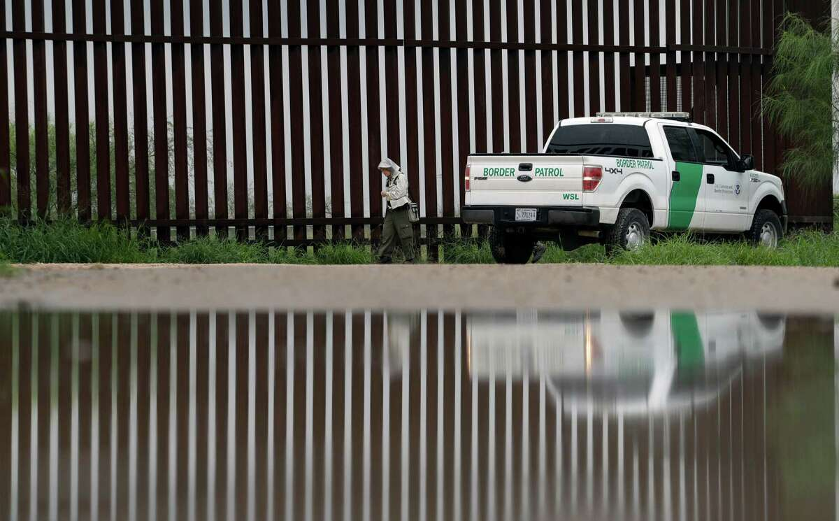 Across Texas, 18 sheriff's are open to taking part in President Donald Trump's proposed immigration crackdown. But, Harris County Sheriff Ed Gonzalez isn't among them. >>>Scroll through the gallery to see the challenges to Donald Trump's border wall as well as what the U.S.-Mexico border looks like today