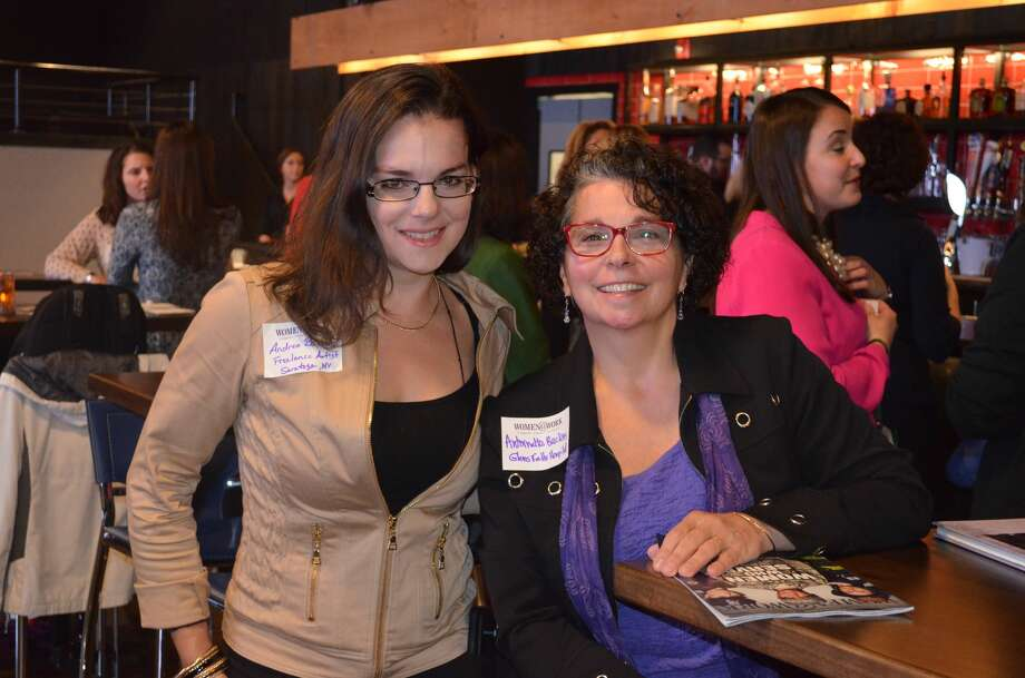 Were you Seen at the Women@Work 'Friends Help Friends Get Ahead' event held at Rascals in Crossgates Mall in Guilderland on Tuesday, November 15, 2016? Join the Women@Work business network. Photo: Emily Murphy