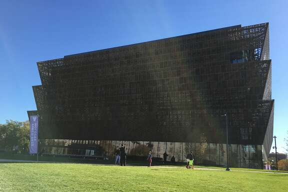 The National Museum of African History and Culture.