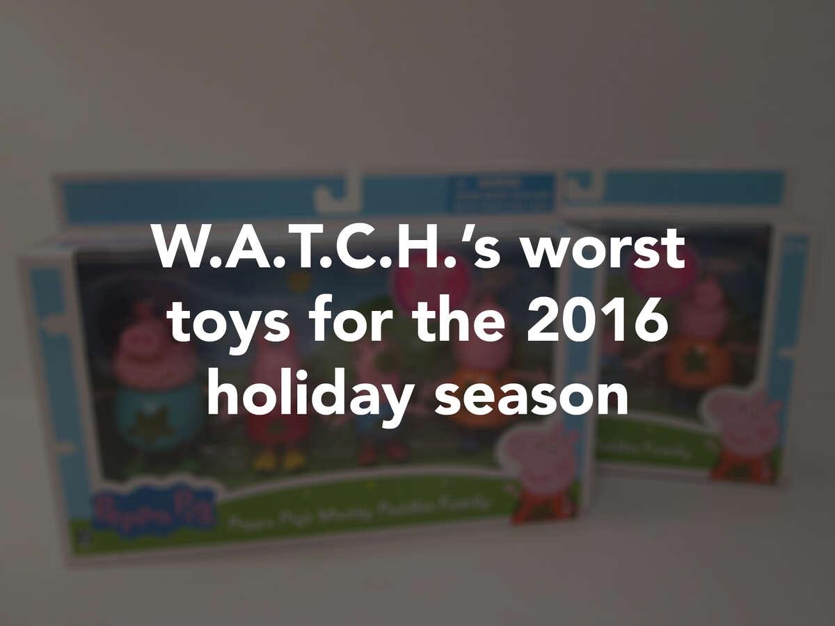 WATCH dangerous toys blur