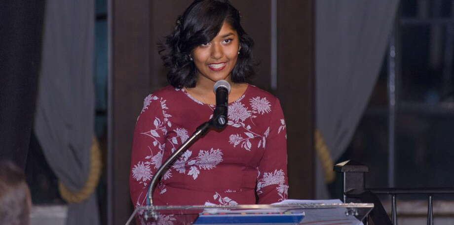 Houston's second Youth Poet Laureate Fareena Arefeen Photo: WITS Houston