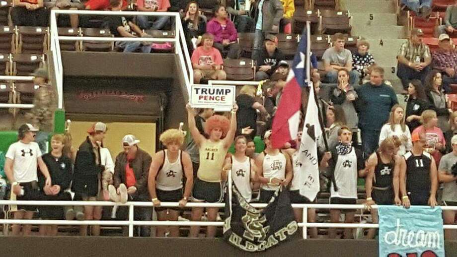 Superintendents for Archer City and Fort Hancock high schools confirmed racially offensive jeers were made during the match in Snyder on Nov. 11. against the later campus, which has a predominately Hispanic student body. Photo: Courtesy,  Carlos Arias