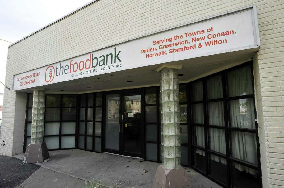 Food Bank of Lower Fairfield County, 461 Glenbrook Road Stamford, will be accepting donations from 8 a.m. to 4 p.m. through Saturday, Nov. 19. Photo: Michael Cummo / Hearst Connecticut Media / Stamford Advocate