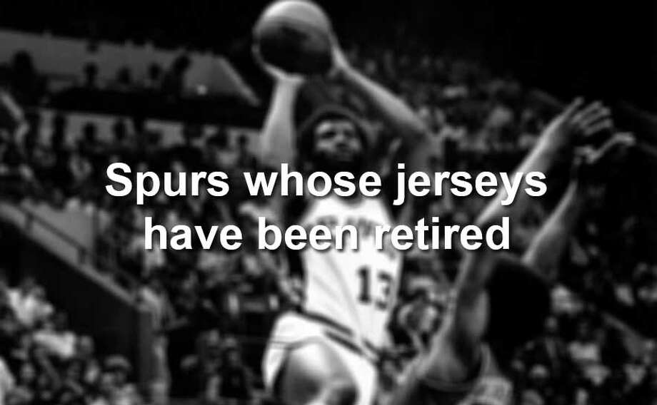Click through to see the Spurs who are in the history books as the greatest players in the franchise's rich history. Photo: Getty Images