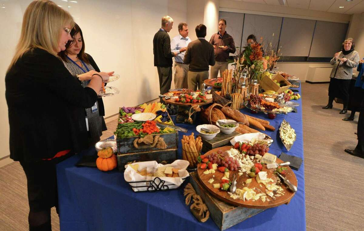 Omega Engineering opening reception for its new headquarters in Norwalk on Tuesday November 15 2016 in Norwalk Conn.