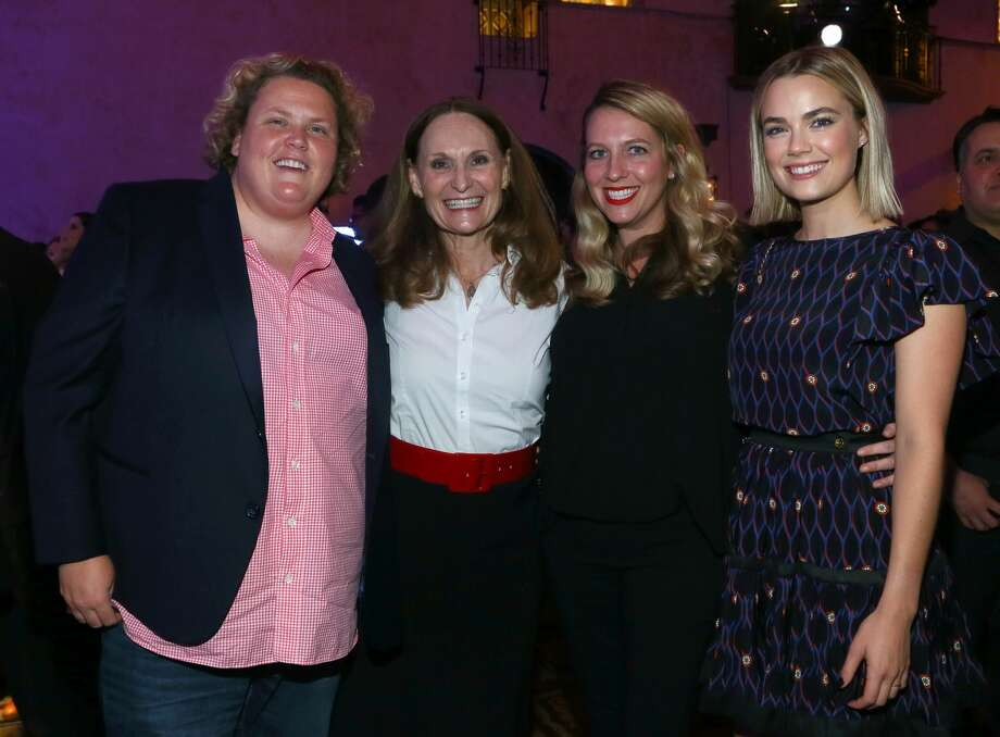 HOLLYWOOD, CA - NOVEMBER 14:  Actress/comedian Fortune Feimster, actress Beth Grant and guests attend the after party for the premiere of 'Jackie' at AFI Fest 2016, presented by Audi at The Chinese Theatre on November 14, 2016 in Hollywood, California.  (Photo by Gabriel Olsen/Getty Images for AFI) Photo: Gabriel Olsen/Getty Images For AFI