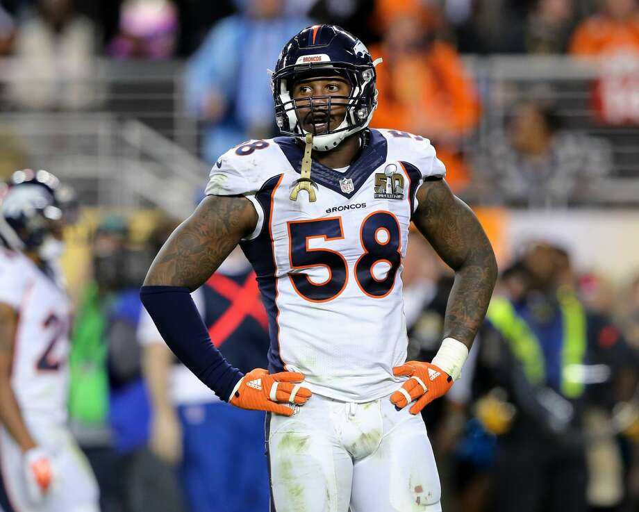 reputable site fed10 d4e92 Former A&M star Von Miller trying to block release of sex ...