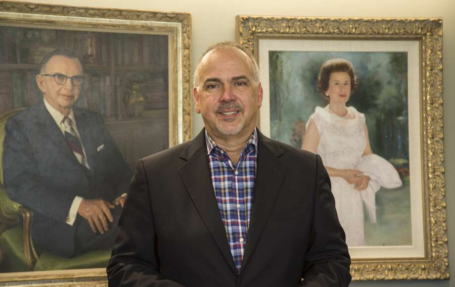 Abell-Hanger Foundation Executive Director Mark Palmer.