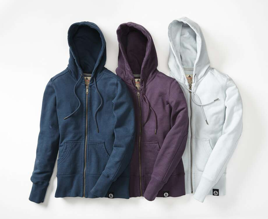 American Giant's collaboration with Bloomingdale's gives it a brick-and-mortar location for its hoodies and apparel for the next six weeks. American-made, with materials sourced in the U.S. $89 at Bloomingdale's Palo Alto and San Francisco. Photo: American Giant