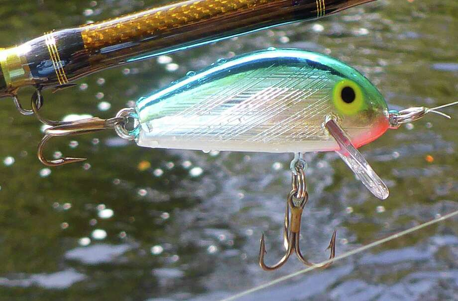 The return of the Rebel Humpback crankbait, which is an old favorite of mine, is great to include in any angler's Christmas stocking. Photo: Rebel Lures