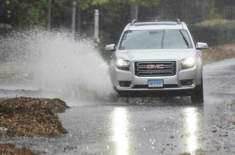 Tuesday's storm helped Greenwich reservoirs, but not the drought