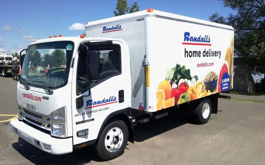Randalls will use 25 new temperature-zoned trucks for its grocery delivery service, which launches Nov. 17, 2016. Photo: Randalls, Contributed Photo
