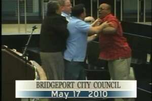 Bridgeport settles Council brawl suit - Photo