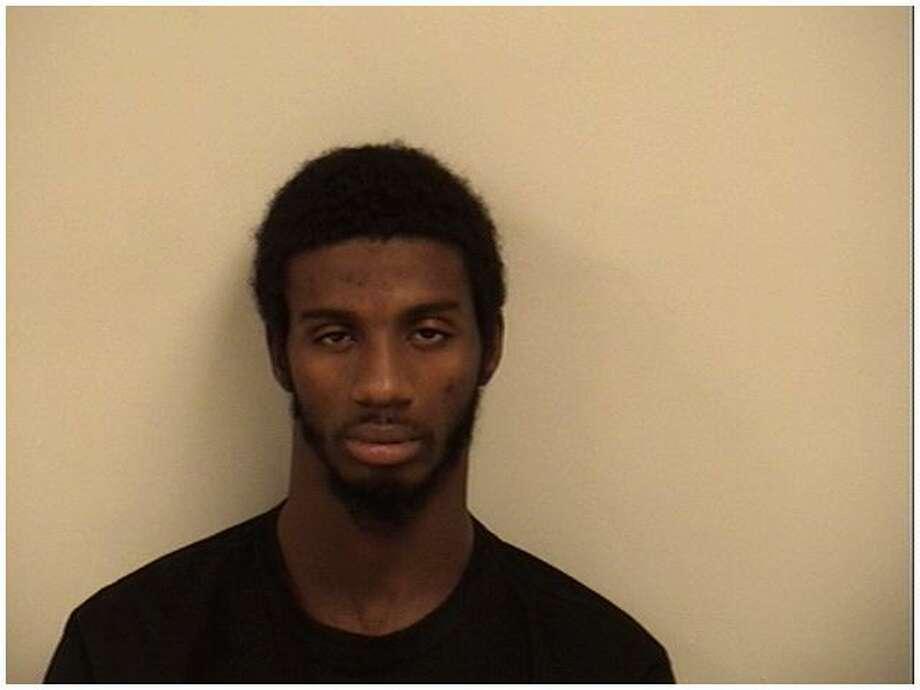 Dakarai Harper, 18, of New Haven, was allegedly stopped driving a stolen vehicle in Westport, Conn. on Nov. 11, 2016. Photo: Westport Police / Contributed Photo / Westport News