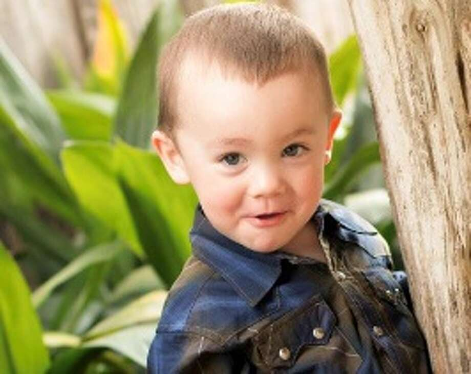 An Amber Alert was issued on Wednesday for Jace Lane Glendenning, 2, of Staples, Texas. Photo: Texas Department Of Safety