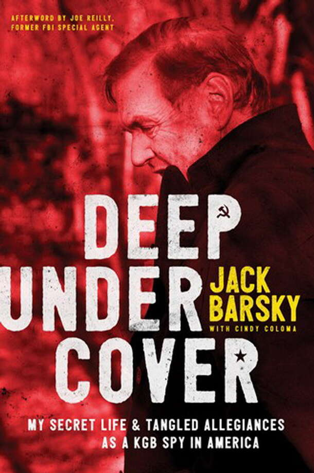 """Former Rensselaer County resident Jack Barsky's new book, """"Deep Undercover,"""" will be published in March by Tyndale Momentum"""