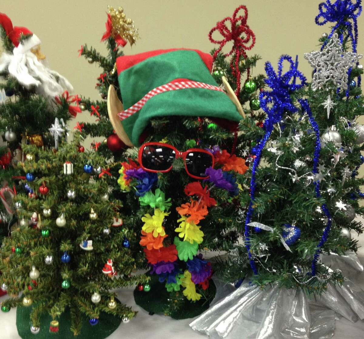 TriCare Hospice invites the community to decorate and donate miniature holiday trees for growing their second annual Hope Forest Nov. 30 to Dec. 6. The trees will be gifted to bereaved families as Legacy Trees in honor of their loved one.