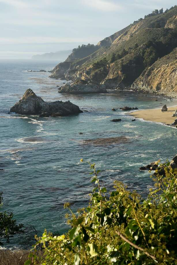 Julia Pfeiffer Burns State Park is seen in Big Sur, Calif. on Tuesday, Nov. 16, 2016. Photo: James Tensuan, Special To The Chronicle