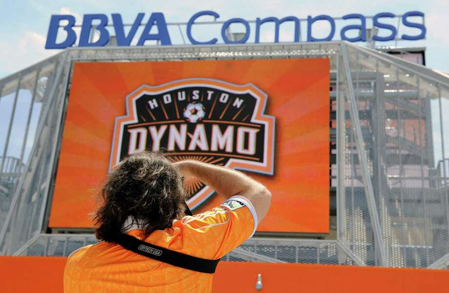 BBVA Compass and the Houston Dynamo have partnered for their second-annual small business competition. Photo: Pat Sullivan, AP / AP