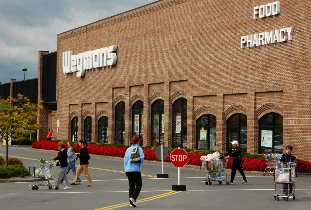 Wegmans will receive 227k tax refund court rules times for Michaels crafts syracuse ny
