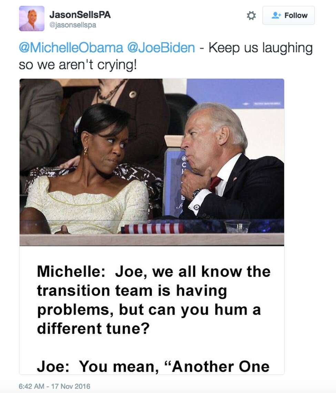 Michelle Obama post-election memes
