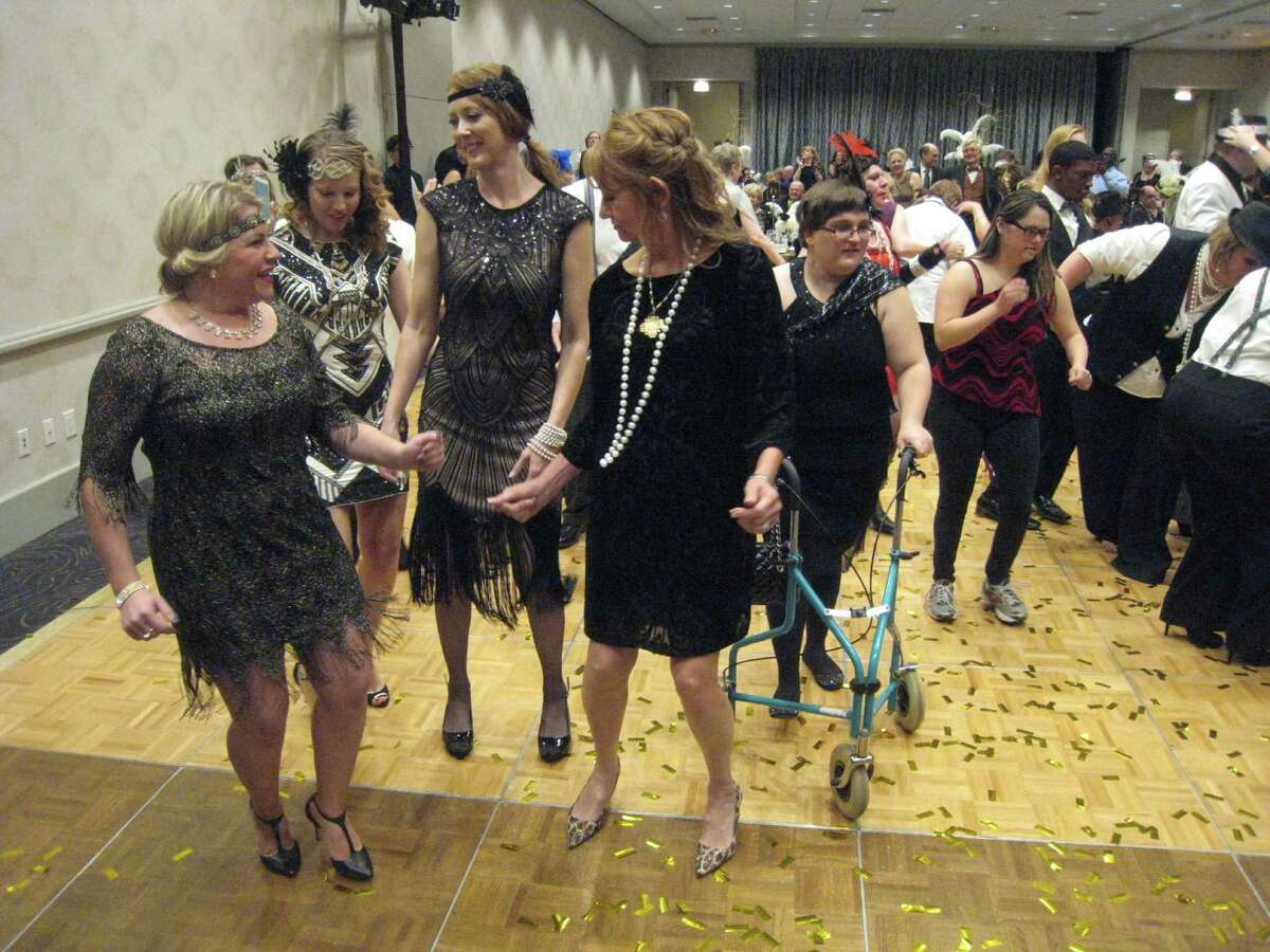After the presentations, guests had the chance to hit the dance floor during The Village Learning Center's 12th annual charity gala Saturday, Nov. 12.