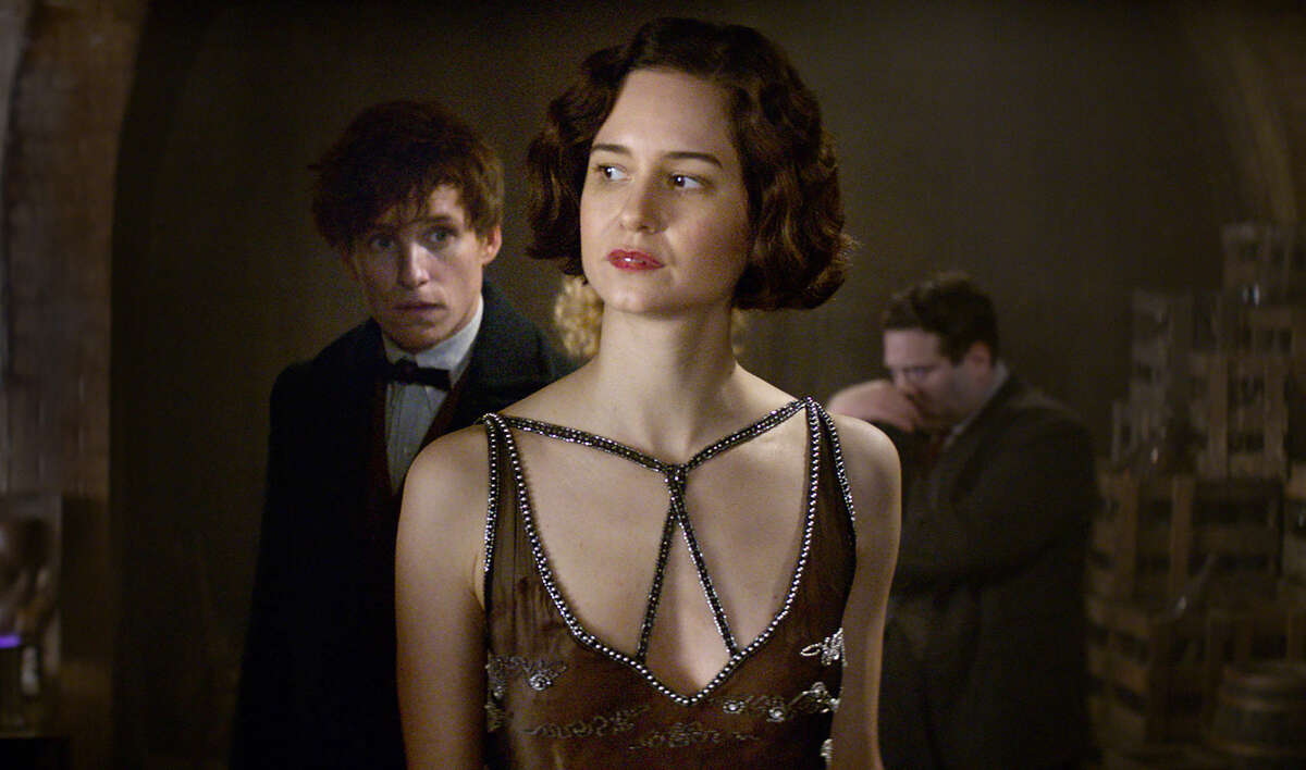 The film, which also stars Katherine Waterston, is set in 1926 New York.