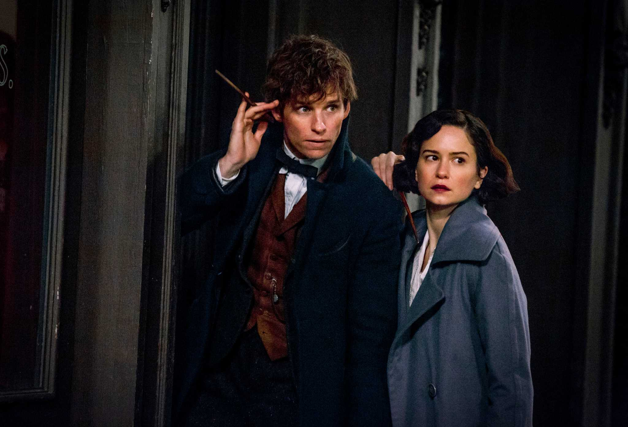 You can see costumes from 'Fantastic Beasts' sequel in Houston