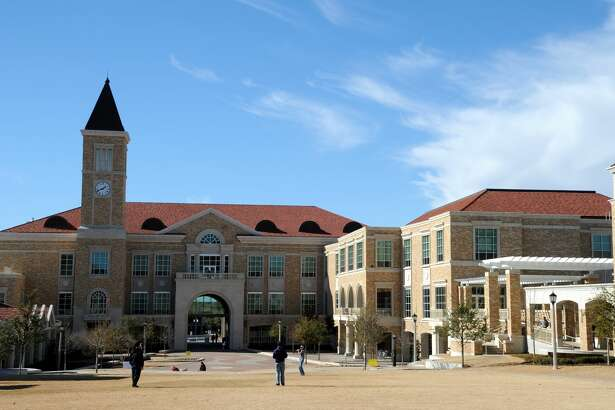 Texas Christian University, or TCU, in Fort Worth, Texas is pictured in this Getty Images photo.
