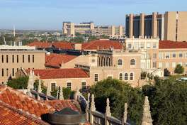 Texas Tech University in Lubbock, Texas is pictured in this Getty photo.