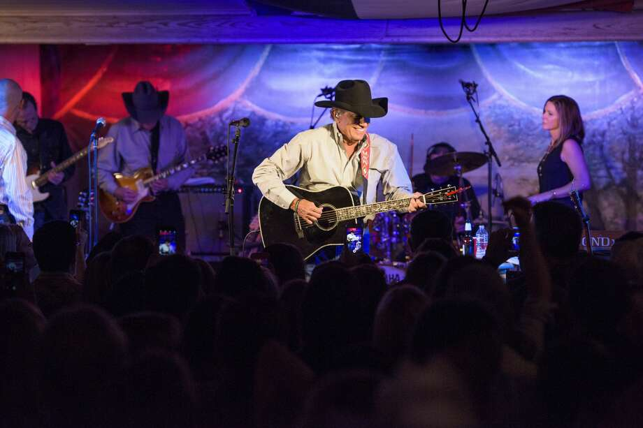 In his long career, George Strait has relied on a short list of songwriters. To see them, scroll through the gallery. Photo: Erika Goldring For MCA Nashville