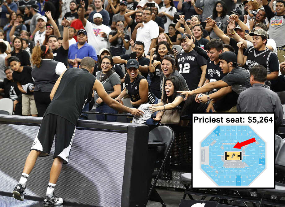 Section 22Only seats available: $5,264 (resale) Photo: File