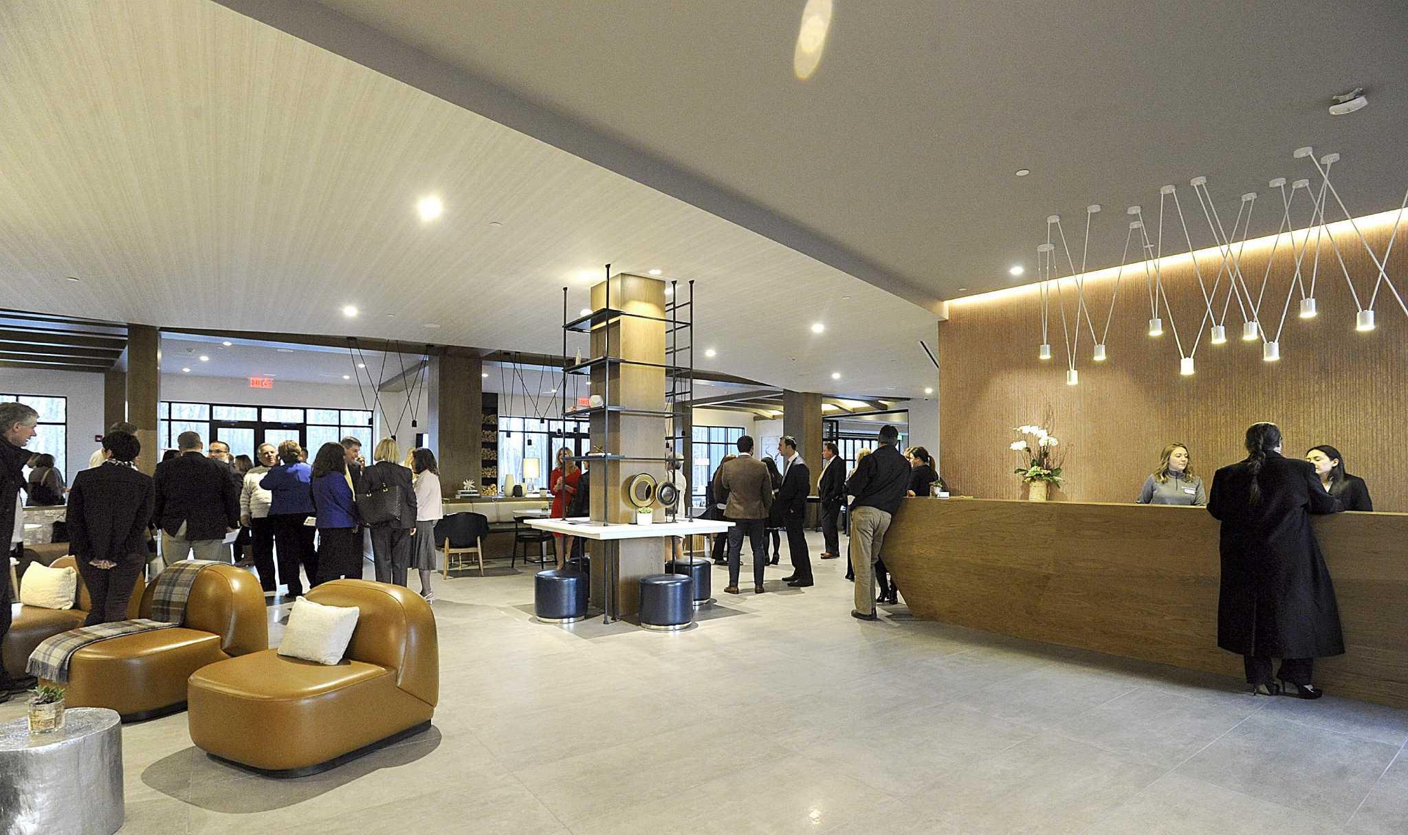 Hotel zero degrees opens boutique hotel in danbury newstimes