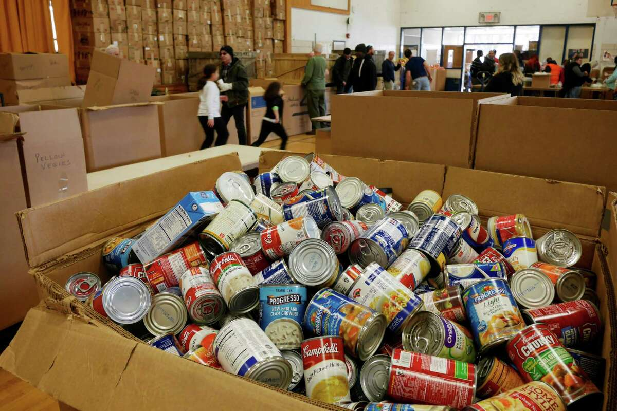 Canned food  - Connecticut Source: The Daily Meal