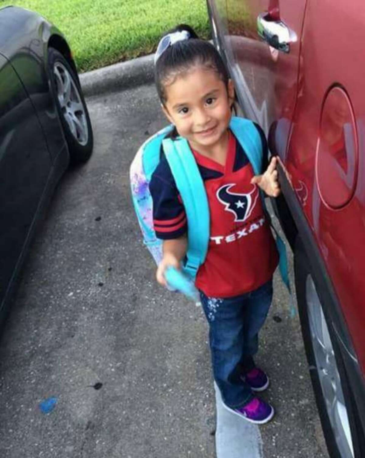 The Harris County Sheriff's Office is searching for a black Honda Accord with the license plate GBV0987.The sheriff's Office believes the suspect or suspects responsible for the murder of 4-year-old Ava Castillo. Anyone with information is urged to call the Harris County Sheriff's Office Homicide Division at 713-274-9100 or Crime Stoppers at 713-222-TIPS.