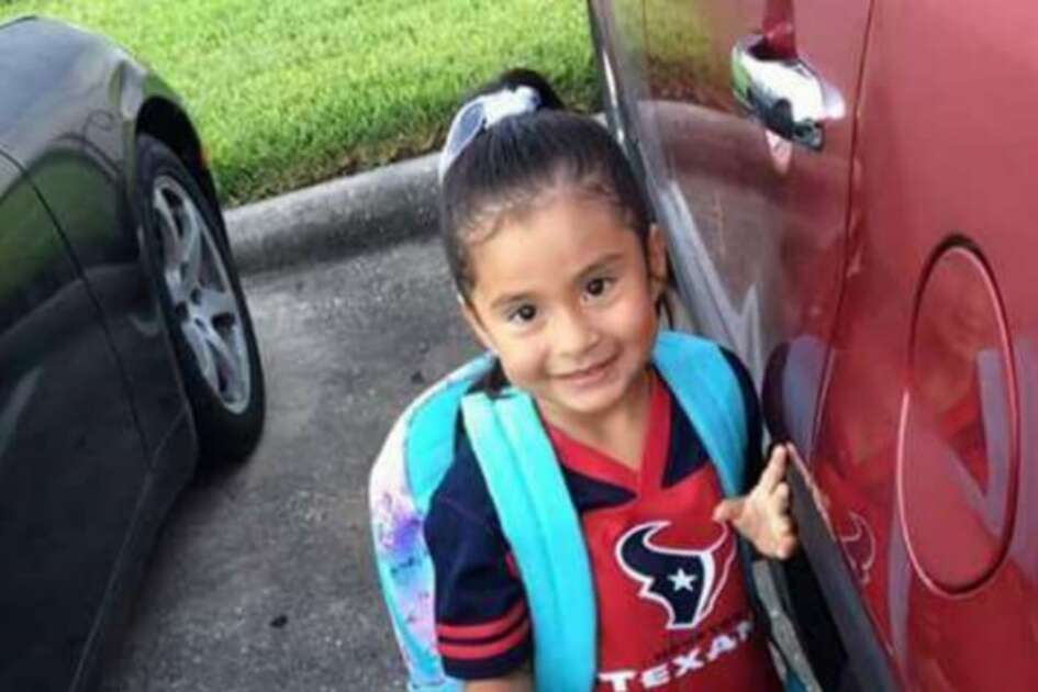 The Harris County Sheriff's Office is searching for a black Honda Accord with the license plate GBV0987. 