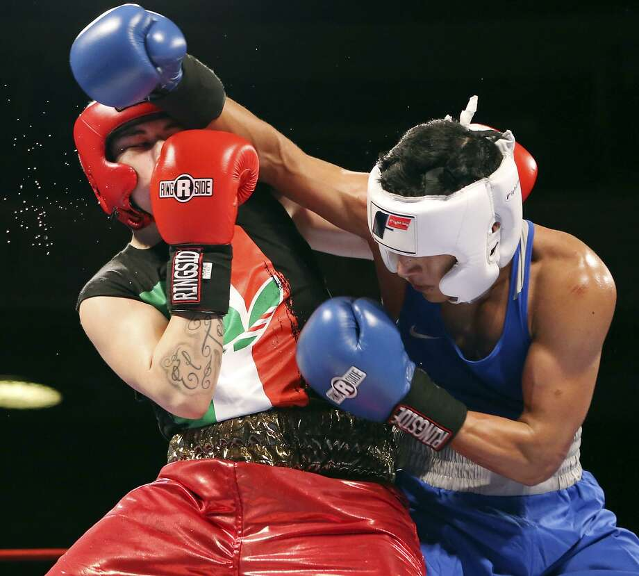 The Golden Gloves tournament was the crown jewel of the local boxing community for decades. Photo: Edward A. Ornelas /San Antonio Express-News / © 2015 San Antonio Express-News