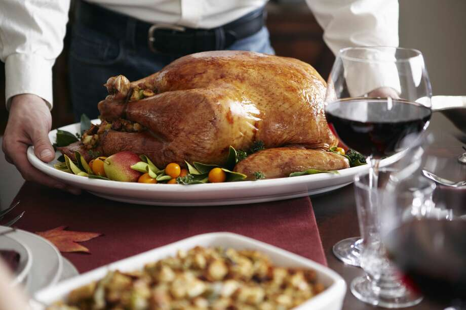 The Average cost of a Texas Thanksgiving dinner has increased, according to Texas Farm BureauAccording to the Texas Farm Bureau the average cost of Thanksgiving dinner has increased just a few dollars since 2015. A meal for 10 people should $48.85, according to the bureau. It was $46.48 in 2015. Click-thru to see the average cost of Thanksgiving staple items... Photo: Maren Caruso/Getty Images