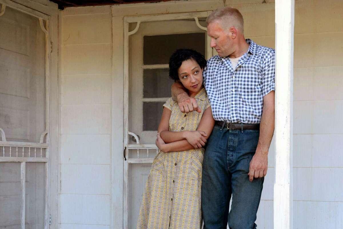 Ruth Negga and Joel Edgerton star in
