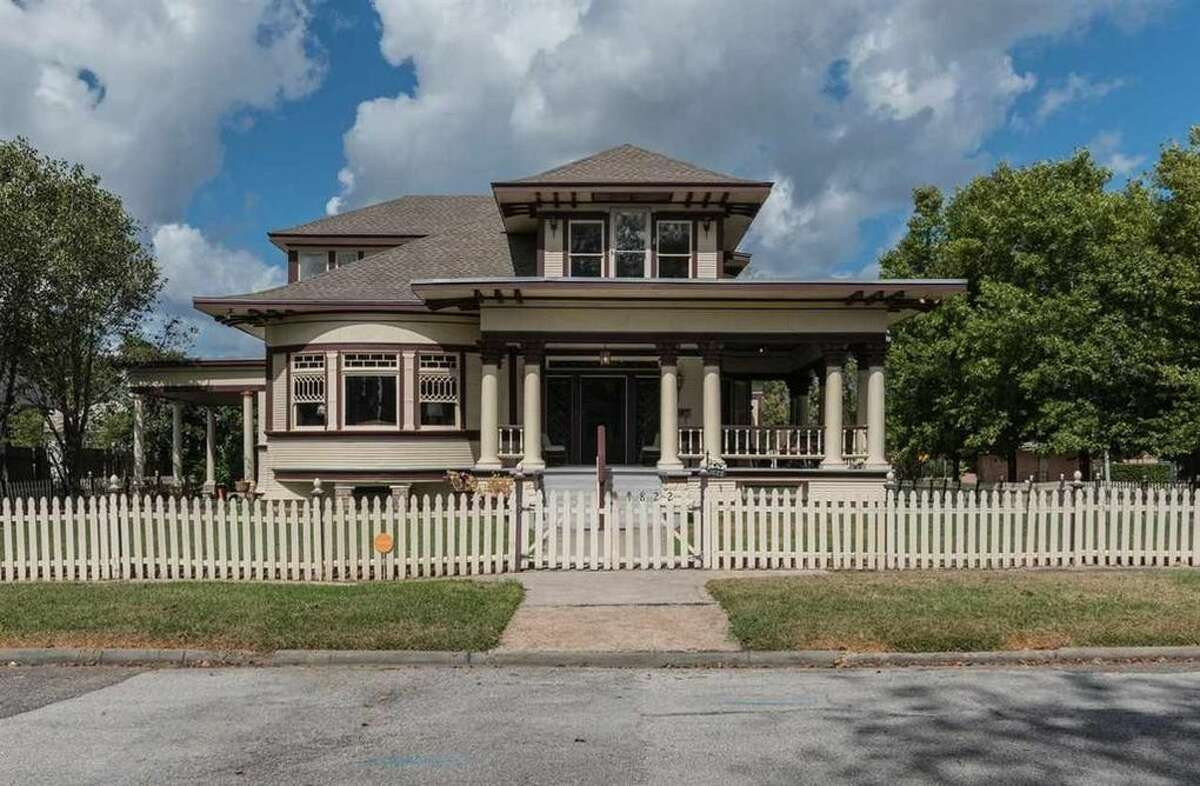 1822 Broadway Street, Beaumont, Texas 77701 $299,900. 4 bedrooms; 3.5 bathrooms. 4,753 sq. ft., 0.34-acre lot. For more details about the house click here.