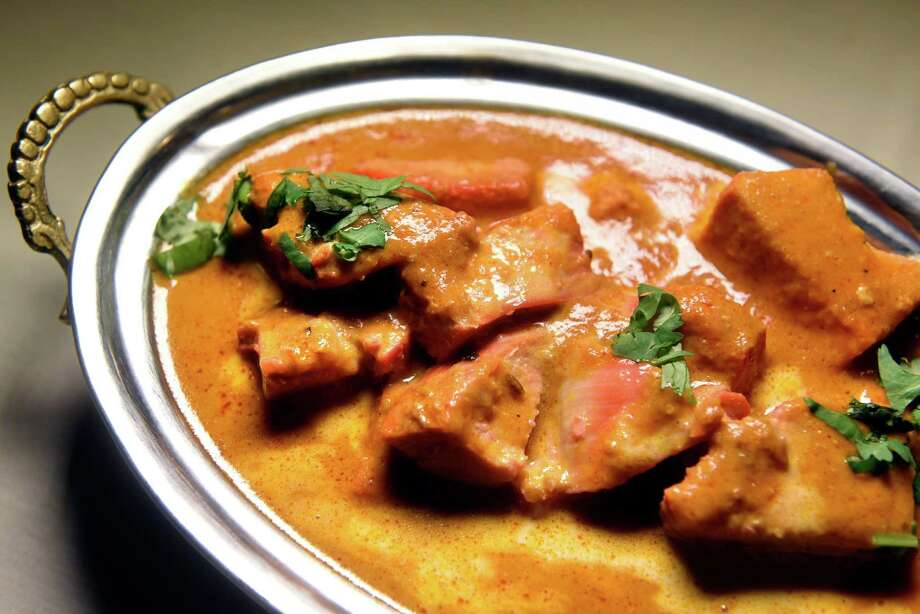 Chicken Tikka Masala on Thursday, Nov 10, 2016, at Maharaja in Colonie, N.Y. (Cindy Schultz / Times Union) Photo: Cindy Schultz / Albany Times Union