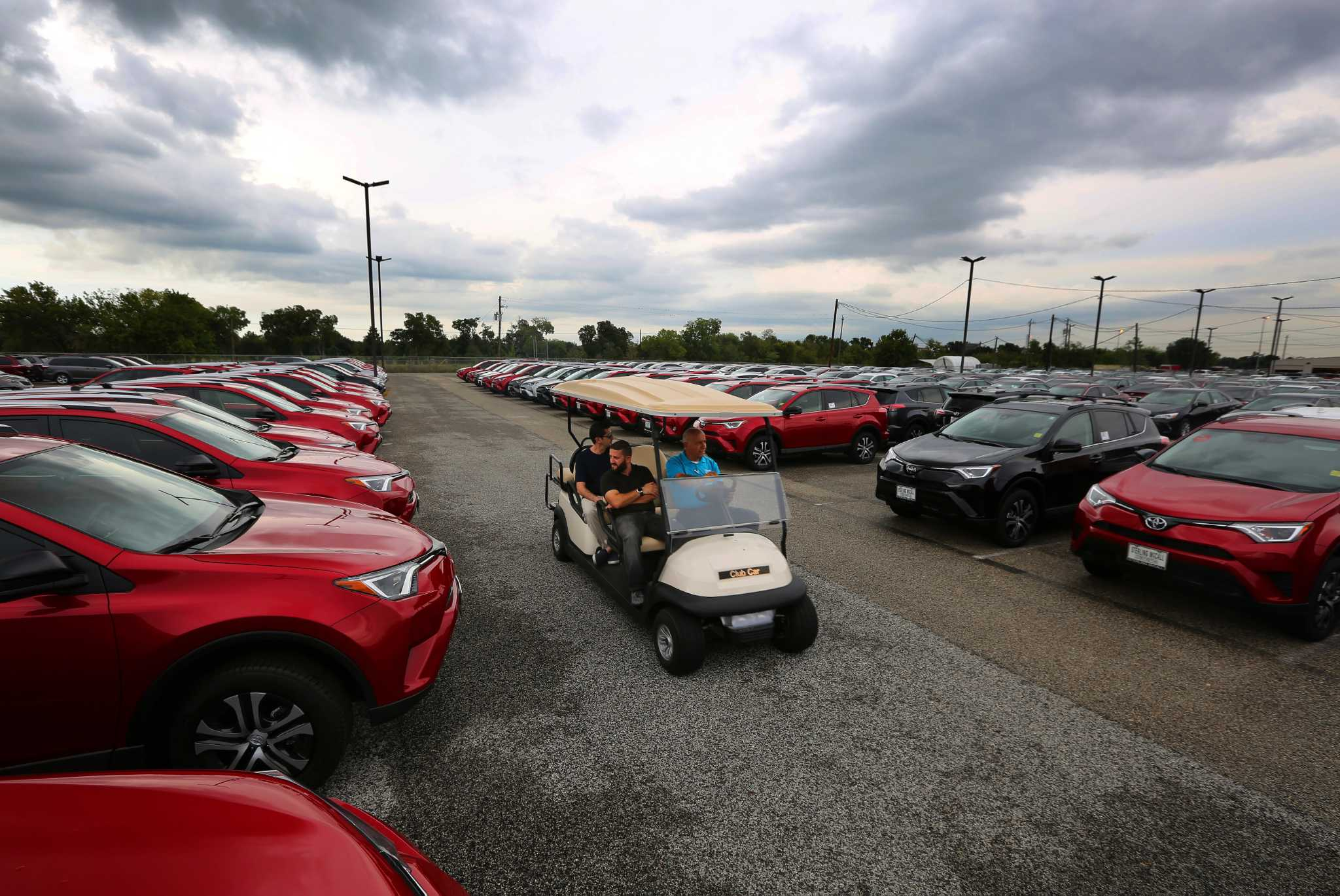 Houston Car Sales Climbed Prices Fell In March