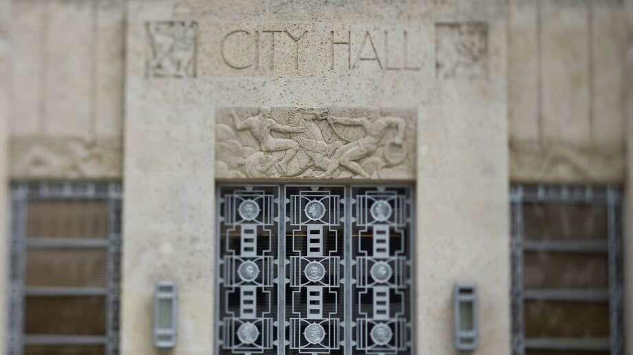 Houston City Hall in downtown Houston Photo: Nick De La Torre, Staff / Houston Chronicle